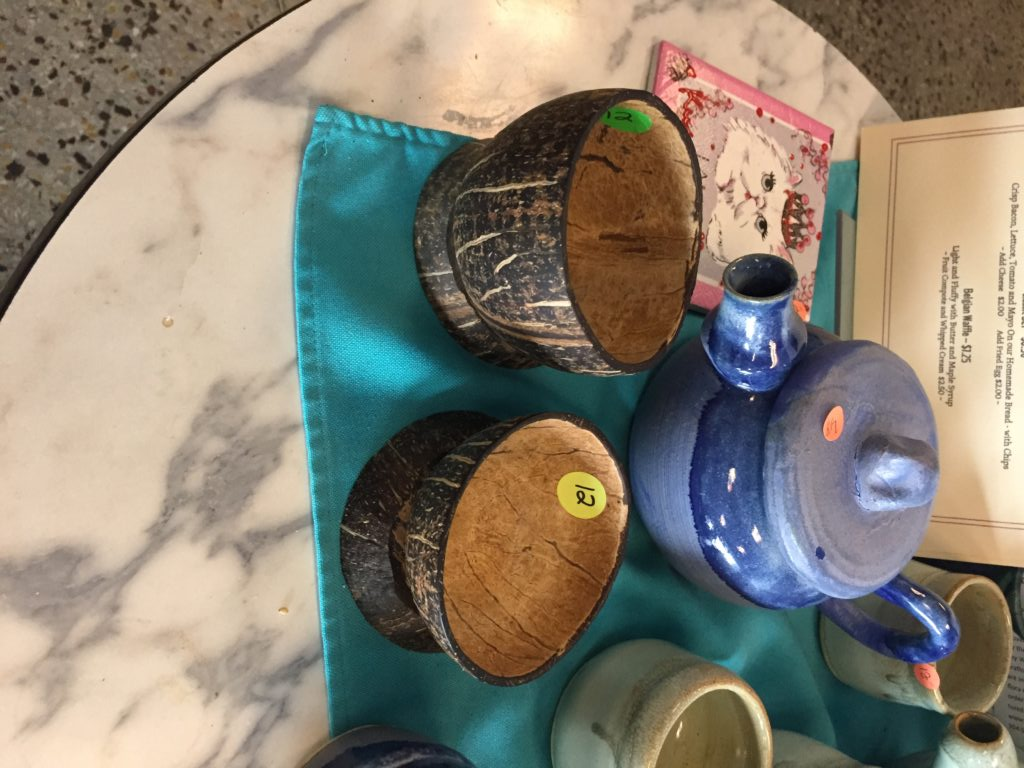 Traditional Kava Bar Cups