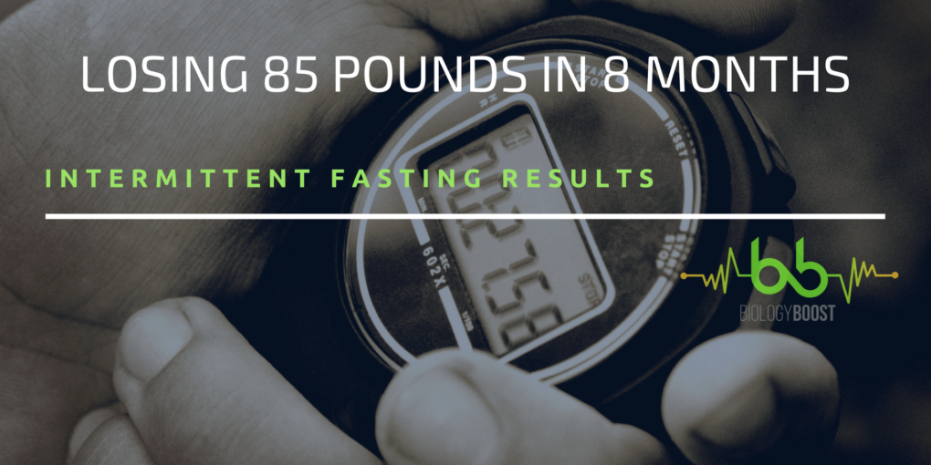 INTERMITTENT FASTING RESULTS