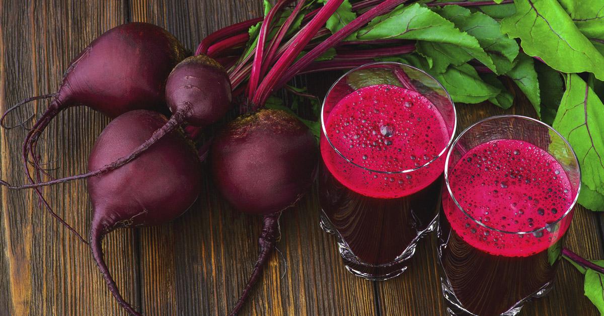 juice beets