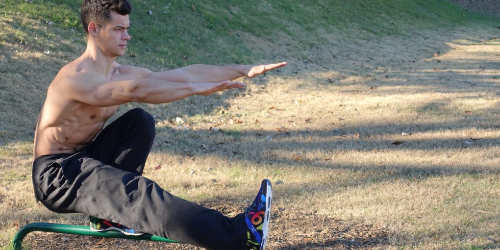 Kinobody Bodyweight Mastery