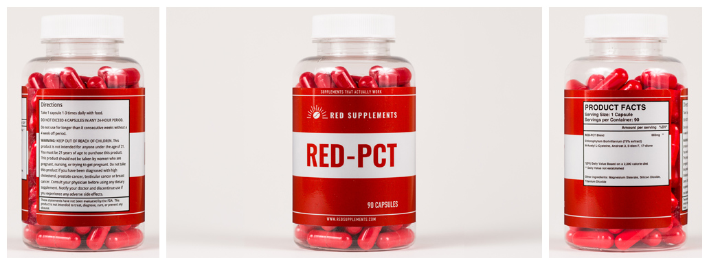 Image result for WHAT IS RED PCT?