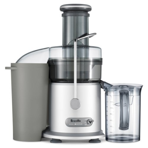 different types of juicers 2017